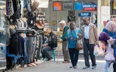الصورة: الجيل الجديد من «الأفارقة-الأتراك» يتجاهلون أصولهم