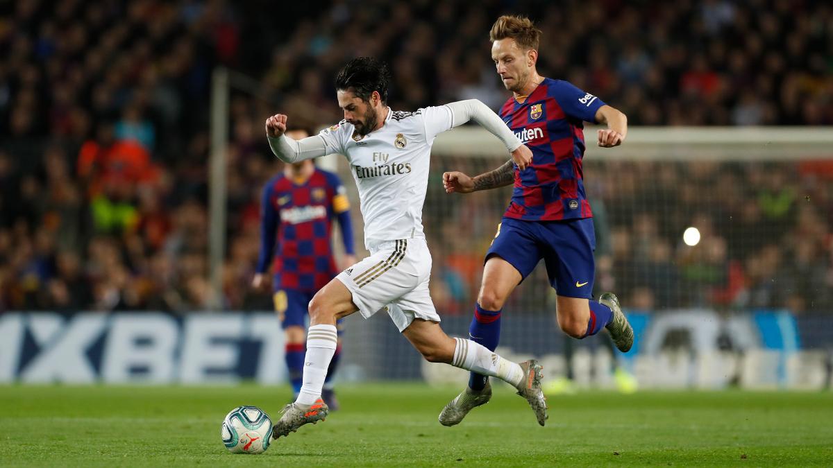 ايسكو قام بمجهود كبير مع مدريد