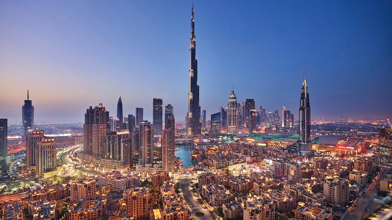 مؤسسة دبي للاستثمارات الحكومية تم تكليفها بتوحيد وإدارة محفظة حكومة دبي من الاستثمارات والمؤسسات التجارية.  أرشيفية