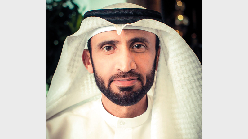محمد إبراهيم الشيباني:  «قدمت مؤسسة  دبي للاستثمارات  الحكومية أداءً قوياً  يظهر مرونة  أنشطتها».