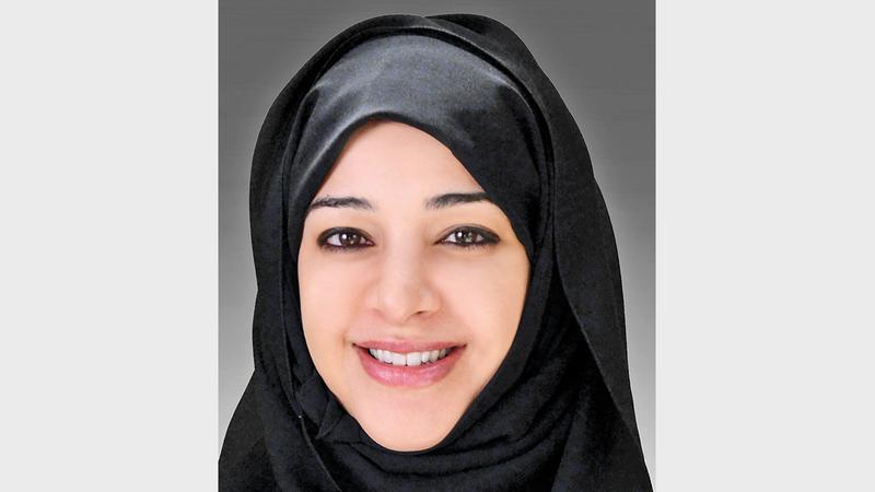 ريم الهاشمي:  «قيادة الدولة وضعت العمل من أجل المستقبل  ضمن أولوياتها».