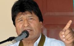 الصورة: مذكرة توقيف بحق الرئيس البوليفي السابق