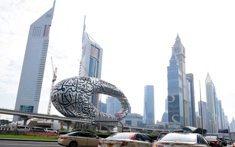الصورة: بالفيديو: 7 مشروعات جديدة في دبي خلال 2020