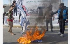 الصورة: التظاهرات العراقية تفسد خطة إيران في الهيمنة على الشرق الأوسط