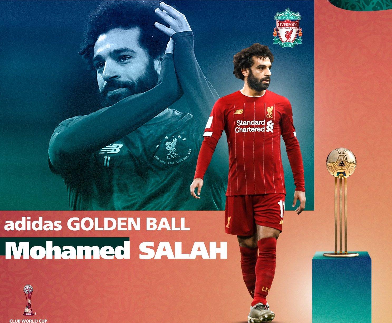 محمد صلاح أفضل لاعب في كأس العالم 2019 الإمارات اليوم