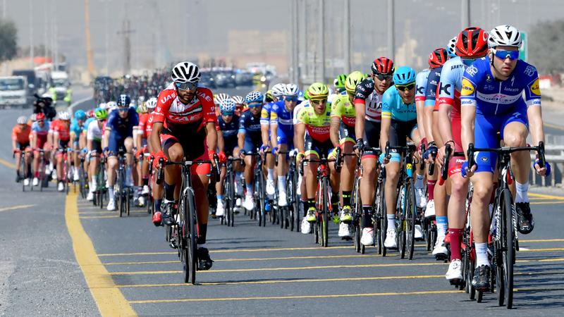 الرياضة الإماراتية مقبلة على تحديات جديدة. تصوير: باتريك كاستيلو