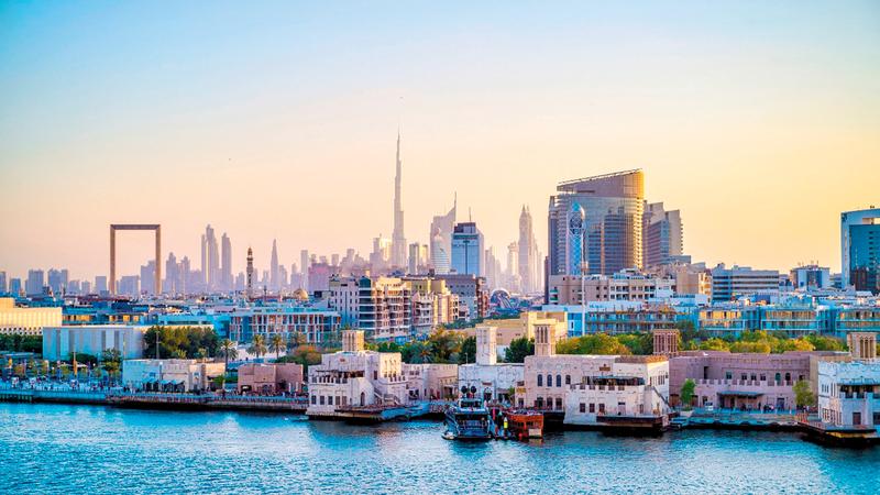 اقتصادية دبي أكدت حرصها على ترسيخ الثقة ونشر الشفافية ومساعدة جميع الأطراف في مختلف القطاعات. أرشيفية