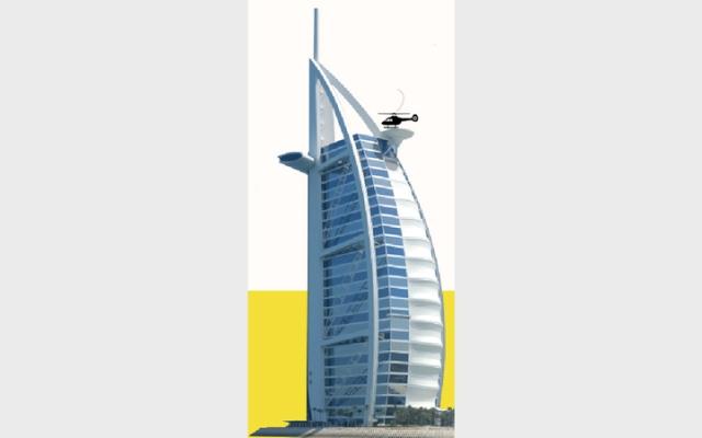 الصورة: بالفيديو.. أيقونة دبي السياحية تدخل عامها العشرين