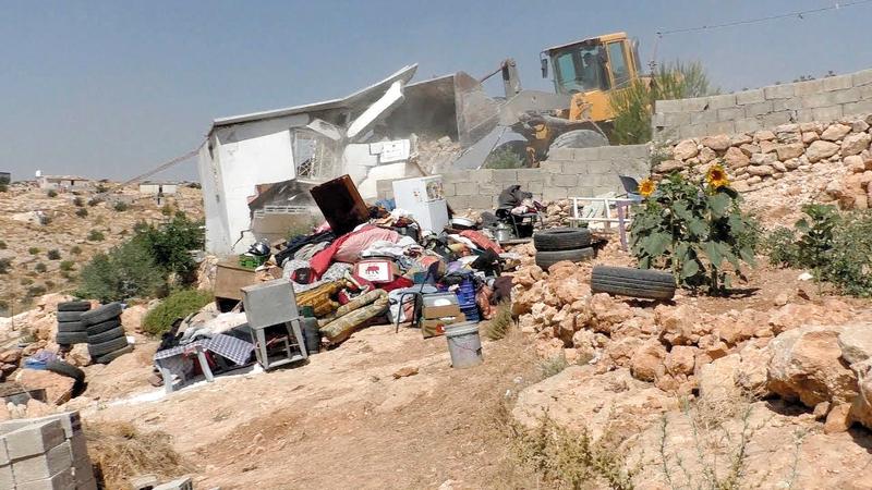 15 ألف مقدسي يعيشون في بلدة العيساوية يواجهون خطر التهجير والتهويد. من المصدر