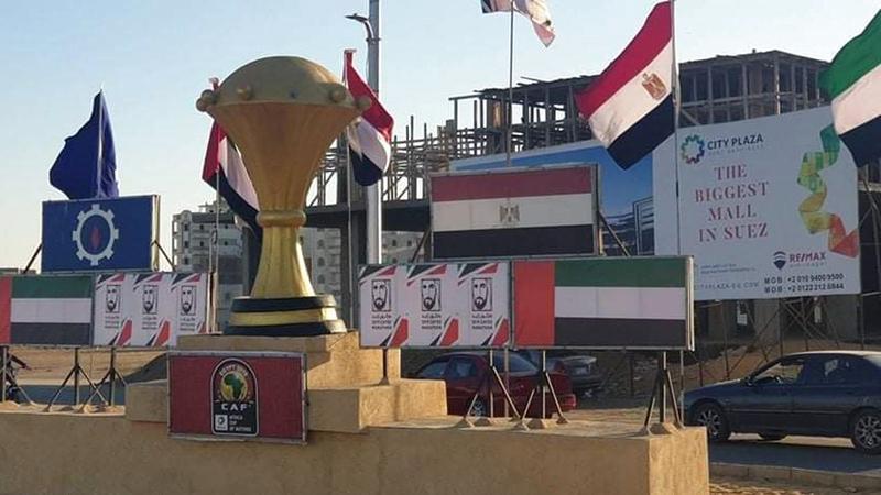 محافظة السويس جاهزة لاستقبال الماراثون. من المصدر