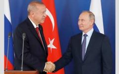 الصورة: بعد التدخل في سورية.. تركيا تسعى لمد نفوذها إلى ليبيا