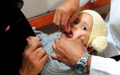 الصورة: الميليشيات تنهب المساعدات الطبية ولقاحـات وأدوية الأطفال