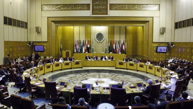 «الجامعة العربية» تسعى إلى نشر ثقافة السلم الاجتماعي. أ.ب