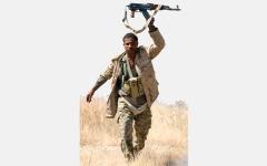 الصورة: القوات اليمنية المشتركة تكبــد الحوثيين خسائر فادحة في عمليات غــرب تعز