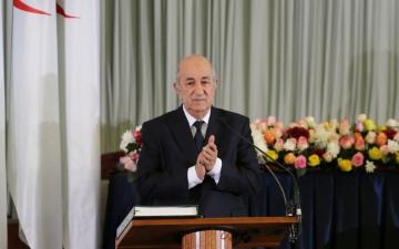 الصورة: رئاسة الجمهورية في الجزائر تحذر من تداول الأخبار المغلوطة