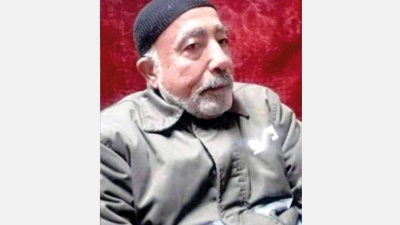 فؤاد الشوبكي معتقل في سجون الاحتلال منذ عام 2006.  أرشيفية