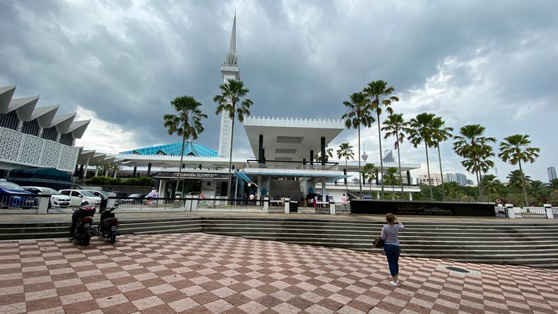 مقر وزارة السياحة لا يقل أهمية عن بقية معالم المدينة باعتباره معلماً تاريخياً تم بناؤه في عام 1935. الإمارات اليوم