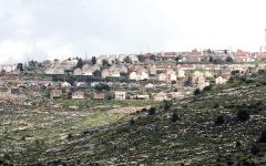 الصورة: الضفة الغربية تستقبل 2020 بتمدّد استيطاني يقلص مساحتها