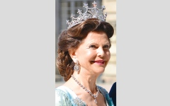 الصورة: ملكة السويد تصمّم منازل صديقة لمرضى الزهايمر
