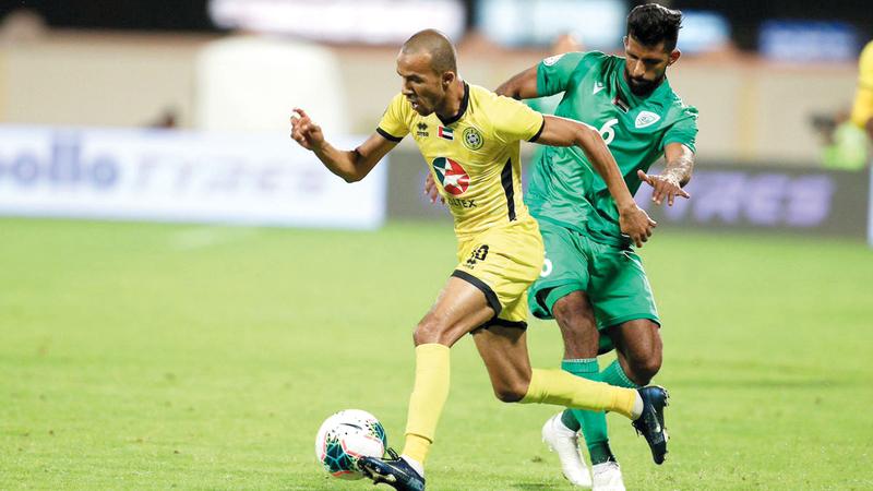 غوران: أمل خورفكان في البقاء موجود مع 14 مباراة - رياضة - محلية - الإمارات  اليوم