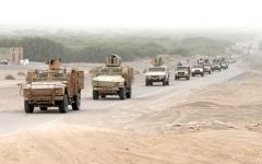 الصورة: الجيش يستكمل الترتيبات العسكرية لمعارك تحرير اليمن