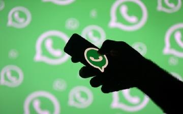 """الصورة: 100 مليار رسالة عبر """"واتسآب"""" خلال ليلة رأس السنة"""