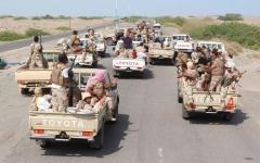 الصورة: مصرع 5 قيادات حوثية بارزة بعمــلية عسكرية نوعية للتحالف في «سحار» صعدة