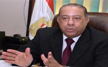 """الصورة: القبض على رئيس مصلحة الضرائب المصرية بتهمة """"الرشوة"""""""