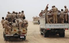 الصورة: قتلى وانشقاقات في صفوف الحوثي بجبهة الضالع