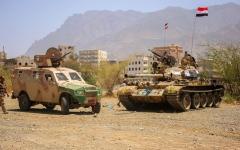 الصورة: القوات اليمــــنية تكبِّد الحوثيين خســــائر فادحة في جبهات الضالع