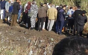 الصورة: في مذبحة مروعة.. قتل 7 من عائلة واحدة وحرقهم