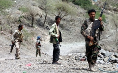 الصورة: الميليشيات تقصف مناطق المراقبة الأممية في محافظة الحديدة