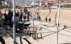 الصورة: مقتل 11 جندياً يمنياً بقصف حوثي