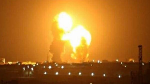 إيران ترسل صواريخ جديدة على قاعدة عسكرية و تصيب 11 جندياً أمريكياً