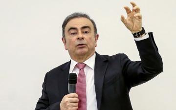 الصورة: كارلوس غصن: أثق في القضاء اللبناني.. وكلام وزيرة العدل اليابانية «سخيف»