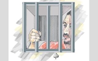الصورة: 8 سنوات سجناً لشخصين قتلا زميلهما وسرقاه