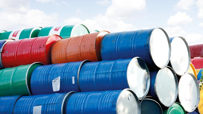 أسواق النفط لم تتفاعل مع تصاعد التوترات في المنطقة. أرشيفية