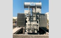 الصورة: الإمارات تدعم محطة المخاء الكهربائية بمولد بقدرة 20 ميغاواط