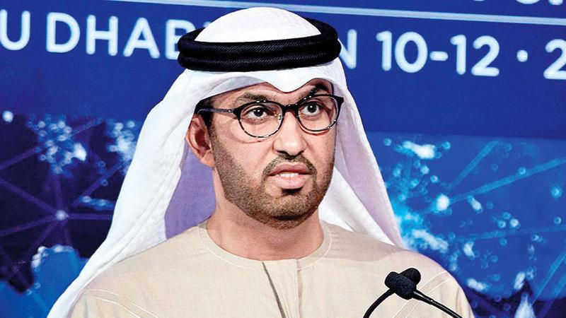 سلطان الجابر:«سنكون أول دولة في المنطقة تدير محطة لإنتاج الطاقة النووية لأغراض تجارية بطريقة آمنة وسليمة».