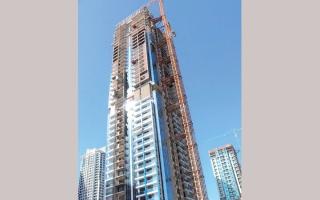 الصورة: «إم بي إل ريزيدنس» برج ذو تصميم عصري