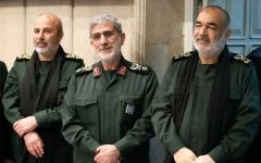الصورة: الدوائر السياسية في طهران منشغلة بمدى قوة بديل سليماني