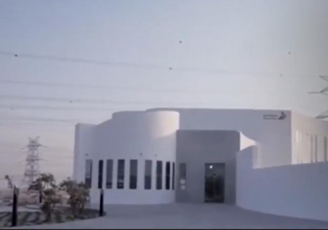 بالفيديو.. دبي تحتضن أضخم مبنى بتقنية الطباعة ثلاثية الأبعاد
