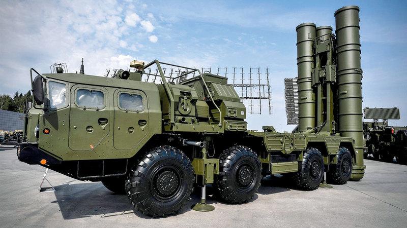 شراء أنقرة لمنظومة الدفاع «إس 400» الروسية خرق واضح لمواثيق «حلف الأطلسي». أرشيفية