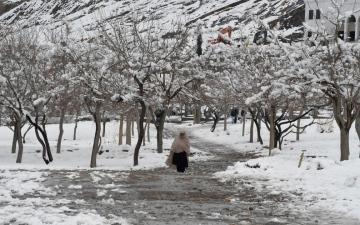 الصورة: 110 قتلى في انهيارات وعواصف ثلجية بأفغانستان وباكستان