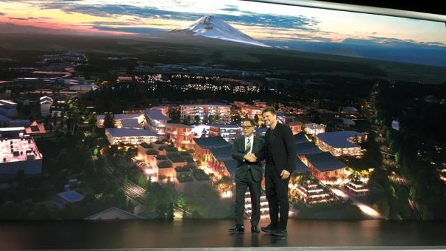 «تويوتا» تعلن عن مشروع متطور لـ «المدن المنسوجة» - تكنولوجيا - أجهزة إلكترونية - الإمارات اليوم