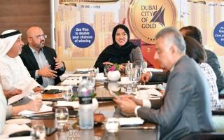 الصورة: مبيعات الذهب ترتفع 10% في أول أسبوعين من «دبي للتسوّق»