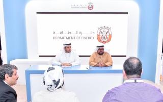 """الصورة: دائرة الطاقة في أبوظبي تطلق مبادرة """"السندات الخضراء"""
