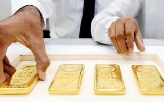 الصورة: 258.4 مليار درهم تجارة الإمارات من الذهب الخام والماس