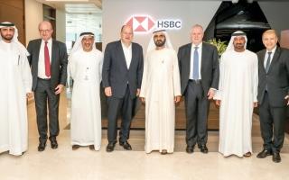 الصورة: محمد بن راشد: الإمارات تتميز ببنية تحتية ذات مواصفات عالمية وبيئة استثمارية آمنة