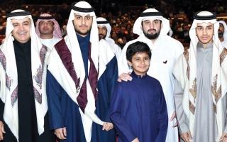 الصورة: أحمد بن محمد: دبي داعم دائم لنجاحات المؤسسات الإعلامية العربية والعالمية